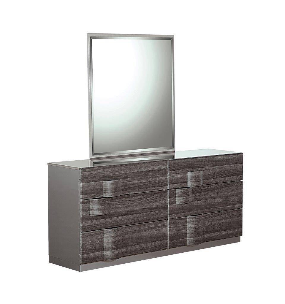 White Gloss Bedroom Furniture Luxury Global Furniture Adel Modern High Gloss Zebra Wood W Led