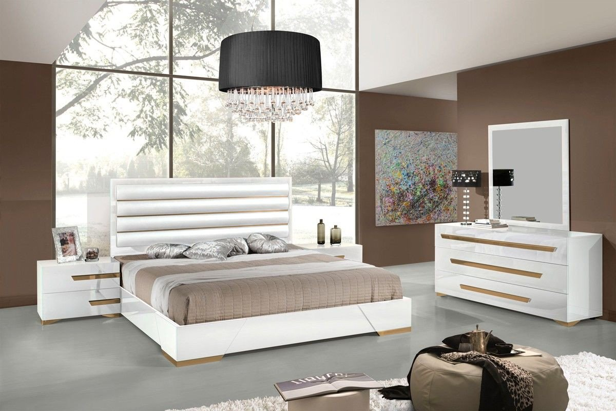 White Gloss Bedroom Furniture Unique What are the Essential Furniture Pieces for A Modern Bedroom