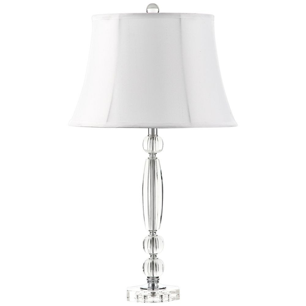 White Table Lamps Bedroom Best Of Duchess Crystal Table Lamp with soft Back Shade 18r04