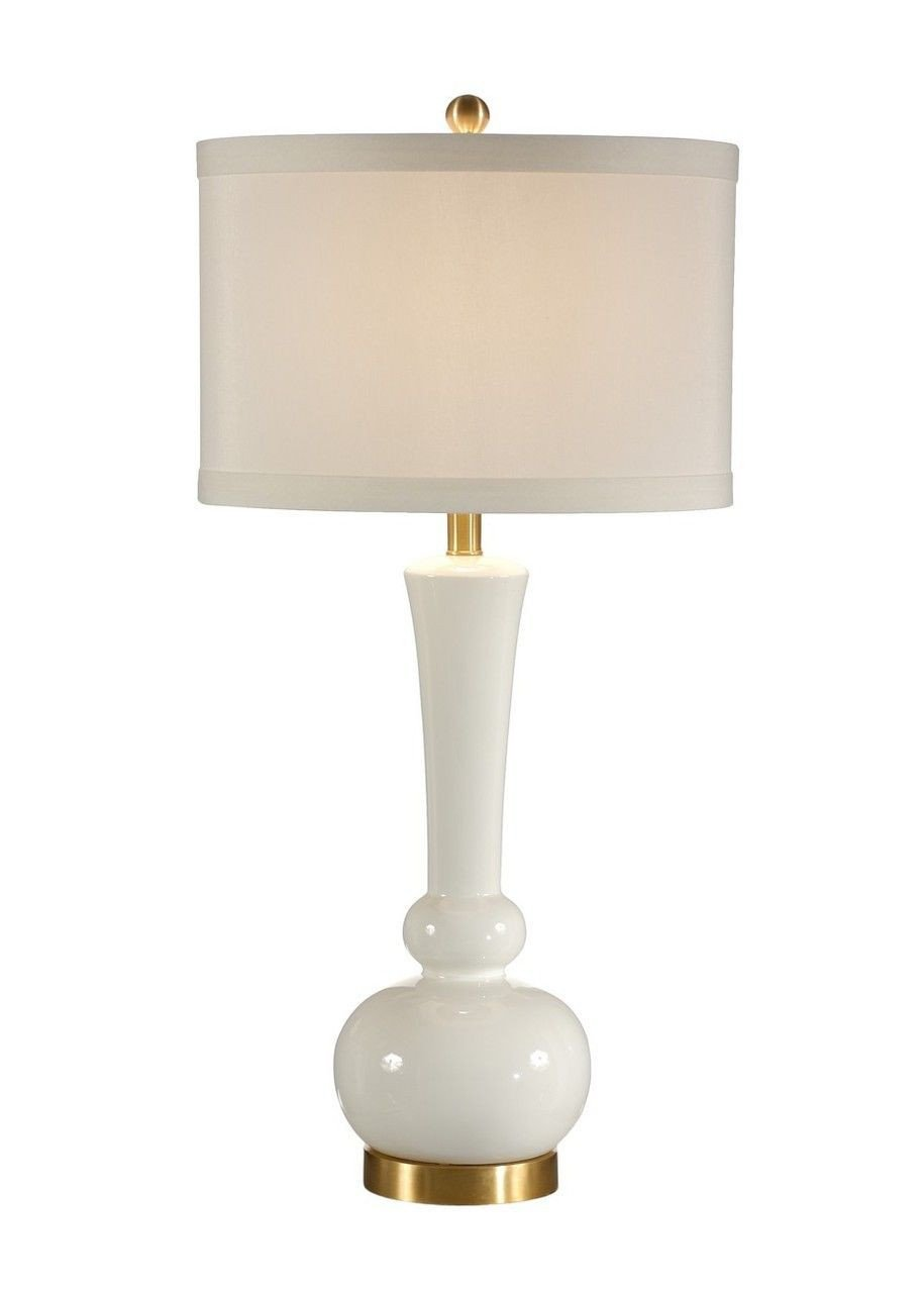 White Table Lamps Bedroom Luxury astrid White Table Lamp Wildwood Lamps