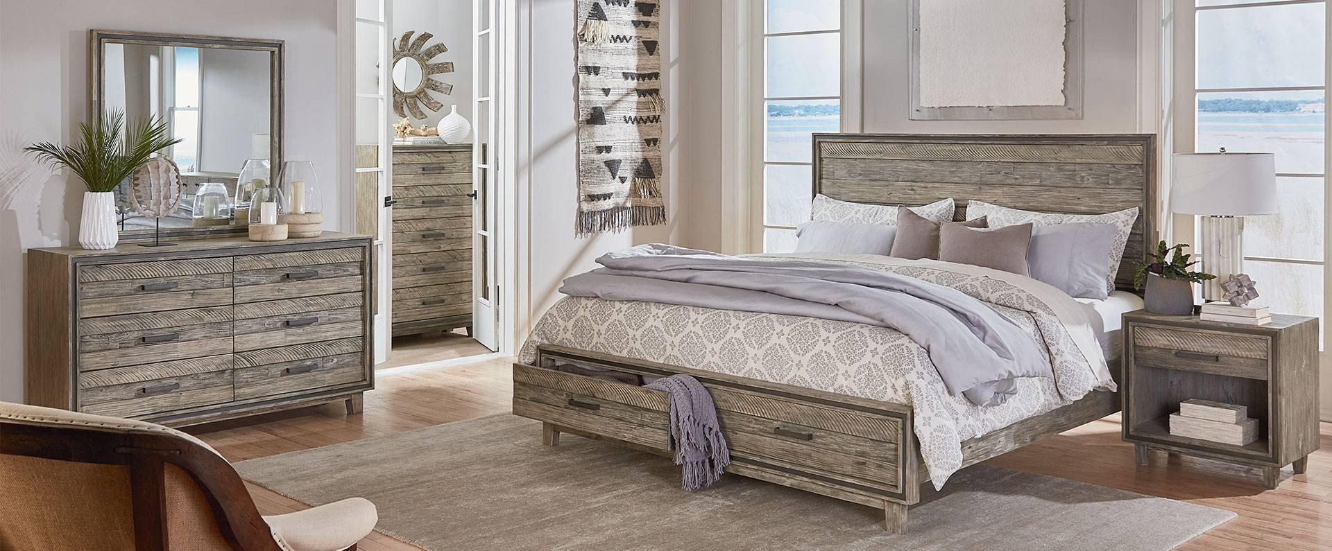 White Washed Bedroom Furniture Set Beautiful Home Trends & Design