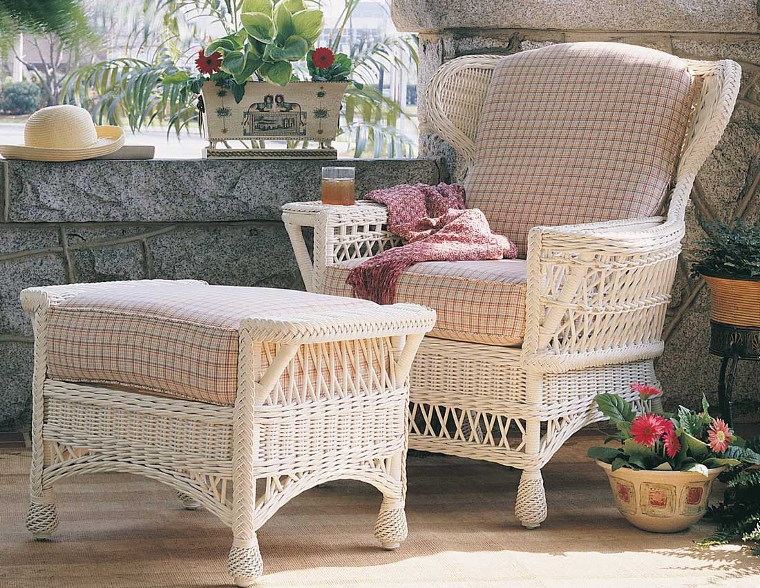 White Wicker Bedroom Furniture Beautiful Vintage Natural Wicker Chair
