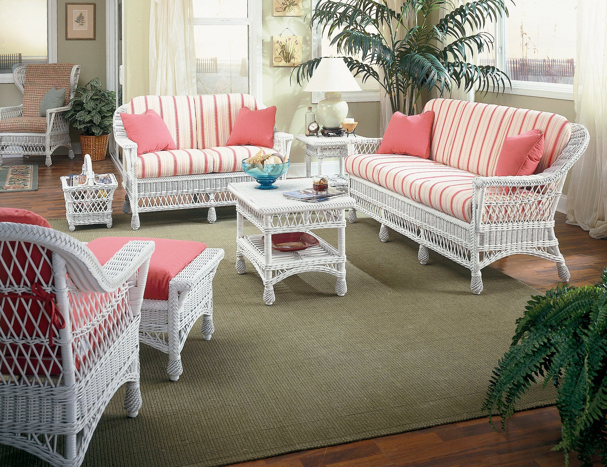 White Wicker Bedroom Furniture Fresh 5 Piece Columbia Rattan Framed Wicker Furniture Set