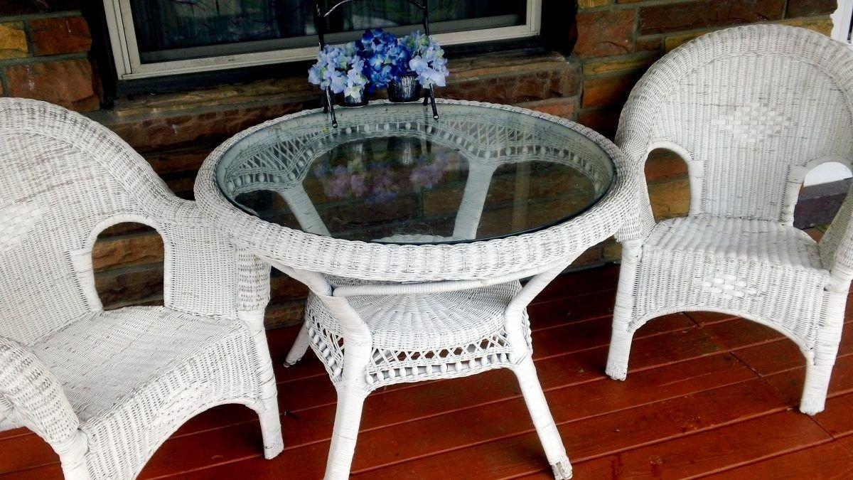 White Wicker Bedroom Furniture Luxury White Wicker Patio Chairs within White Wicker Chairs