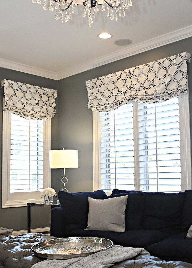 Window Treatment Ideas for Bedroom Luxury before & after Family Room for 5