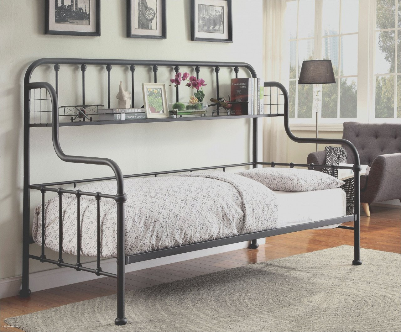 Wrought Iron Bedroom Set Beautiful Black Iron Bed — Procura Home Blog