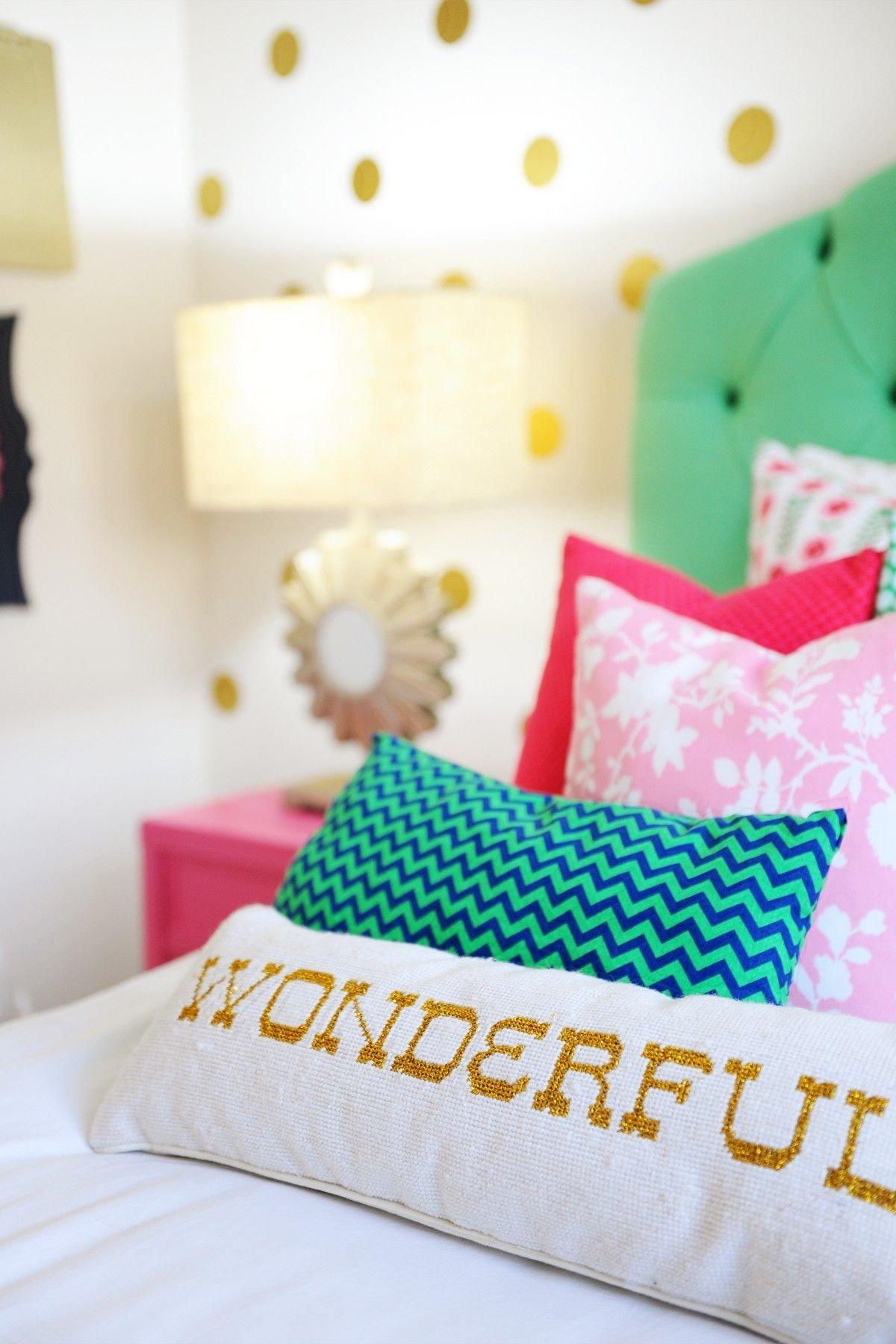 Yellow and Turquoise Bedroom New Interior Design Tween Girl Bedroom Design Purple and